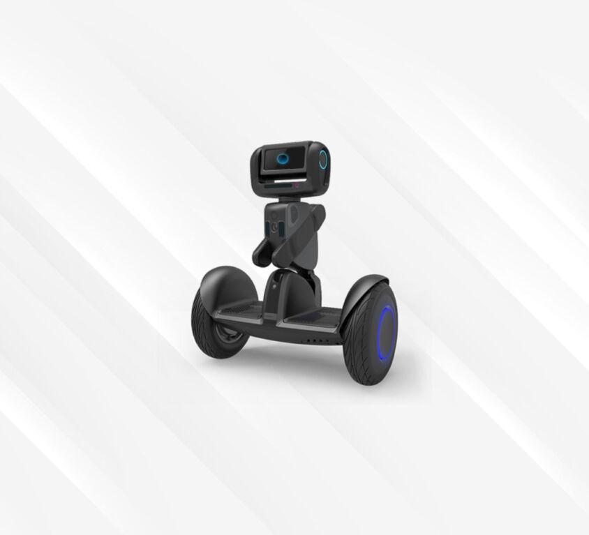 Segway Loomo Robot